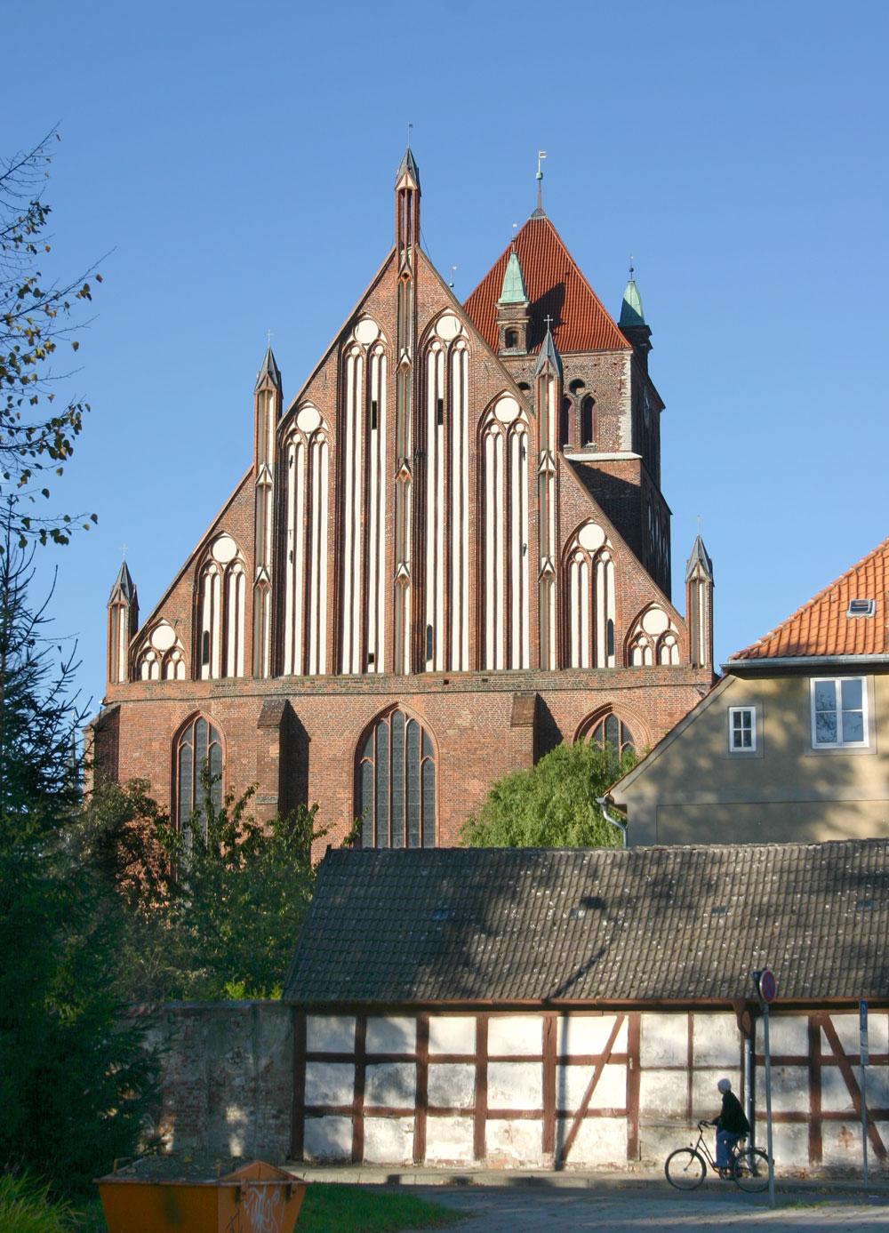 St Marien Greifswald